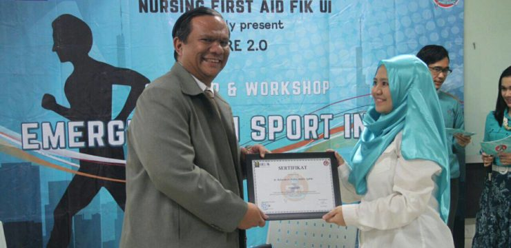 "Seminar dan Workshop FIRE 2.0: ""Emergency in Sport Injury"""