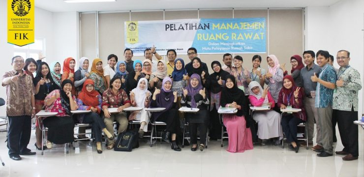 Workshop Manajemen Ruang Rawat