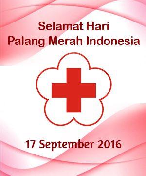 Hari Palang Merah Indonesia 2016