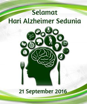 Hari Alzheimer Sedunia 2016