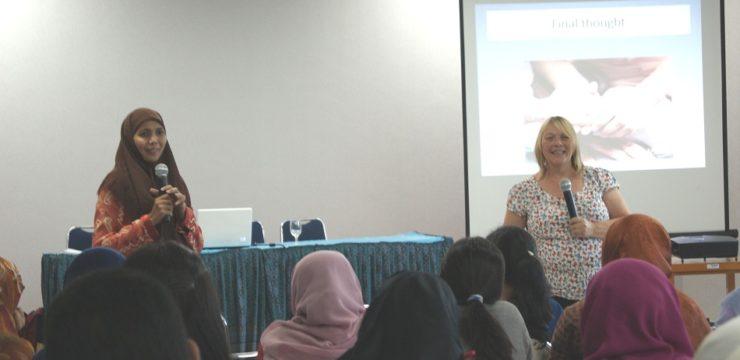 Public Lecture oleh Prof. Karina Lovell