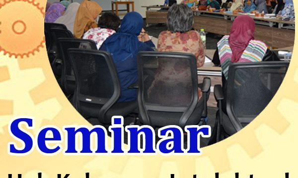Seminar Hak Kekayaan Intelektual dan Inovasi FIK UI