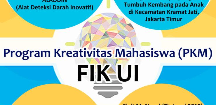 Program Kreativitas Mahasiswa (PKM) FIK UI  -Part 1-