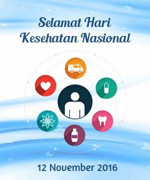 Hari Kesehatan Nasional 2016