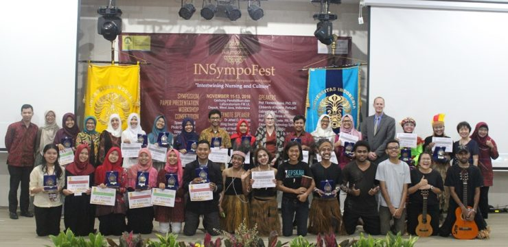 Mahasiswa FIK UI Borong Penghargaan pada Kegiatan INSympoFest