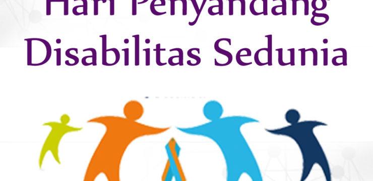 Hari Penyandang Disabilitas Sedunia 2016