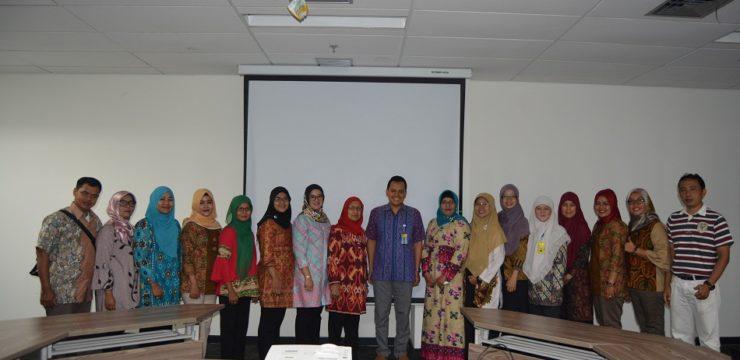 Kunjungan Staf Pengajar Stikes Alifah Padang ke FIK UI