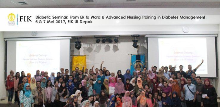 Seminar dan Pelatihan Diabetes