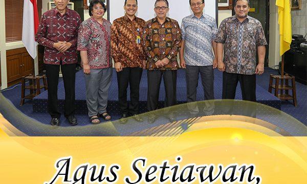 Dekan Terpilih FIK UI Periode 2018-2021
