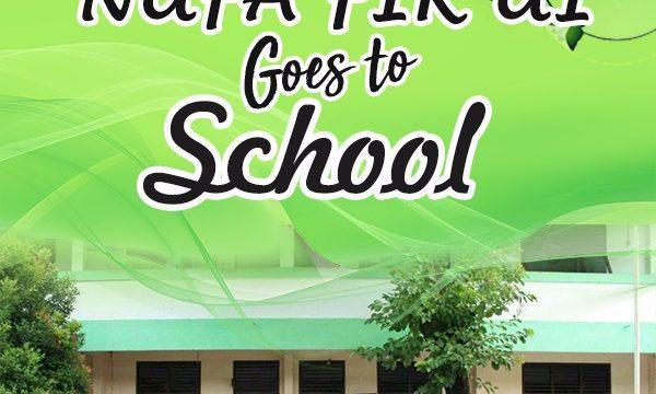 NUFA FIK UI Goes to School