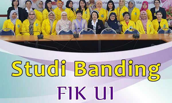 Studi Banding FIK UI ke Chiang Mai University