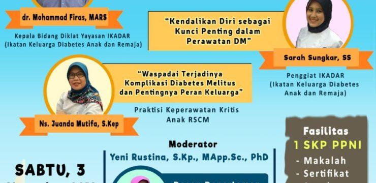 Seminar Kesehatan Hari Diabetes Sedunia