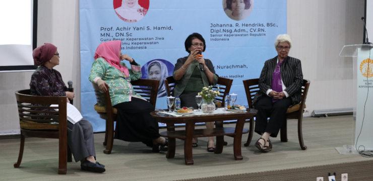 Seminar Kiprah Perawat dari Masa ke Masa