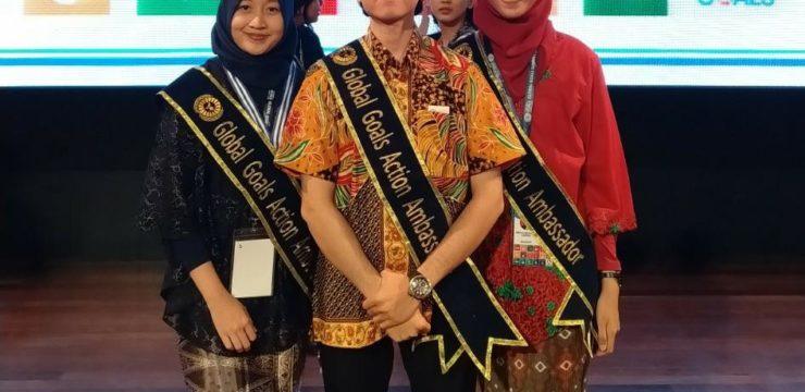 3 Mahasiswa FIK UI Dinobatkan Menjadi Global Action Ambassador