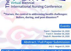 Save The Date : The 7th Virtual Biennial International Nursing Conference (BINC)
