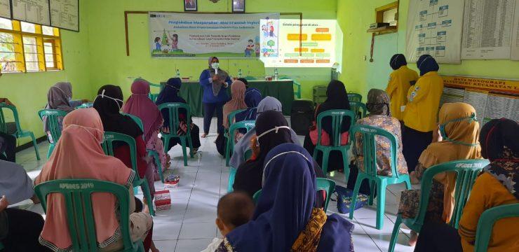 FIK UI Latih Kader Kesehatan Cegah Stunting di Tengah Pandemi