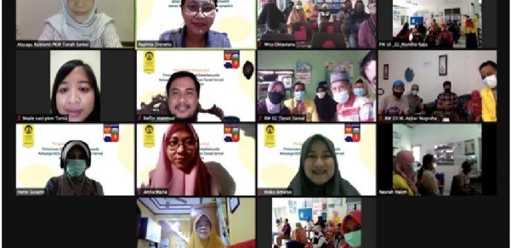 FIK UI Garap Program Lanting Jiwa untuk Keluarga ODGJ