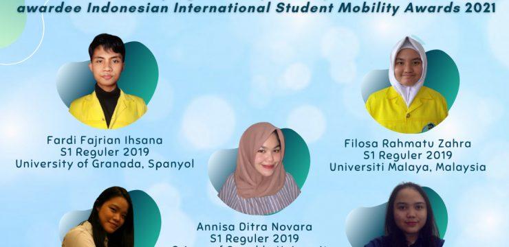 FoN UI Sends Representatives to Participate in the Indonesia International Student Mobility Award Scholarship Program